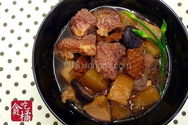 鱿鱼烧肉2