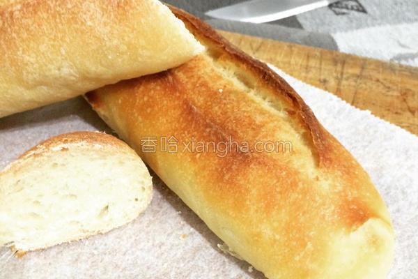 法国面包的做法