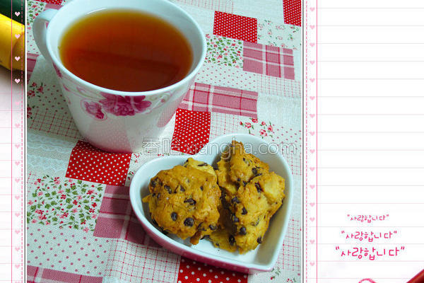 草莓果茶的做法