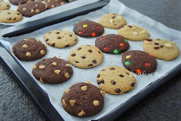 美式软饼干的做法