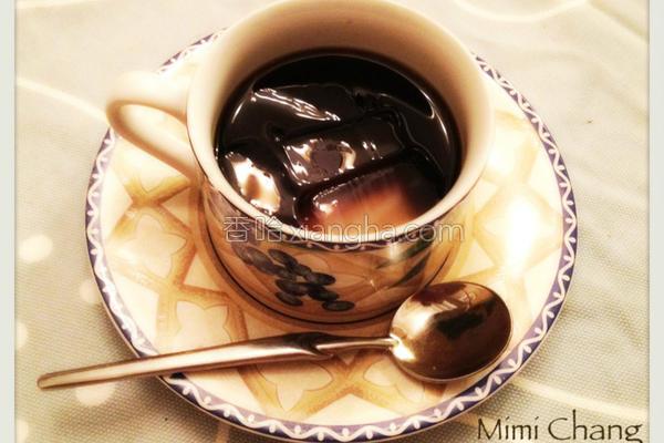 爱玉黑糖冬瓜茶的做法