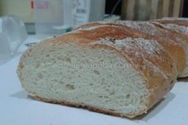 软式法国面包的做法
