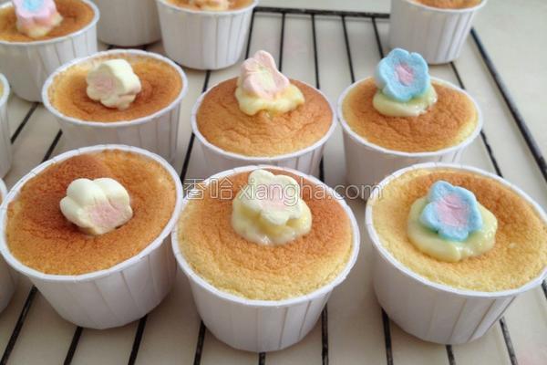 北海道戚风蛋糕的做法