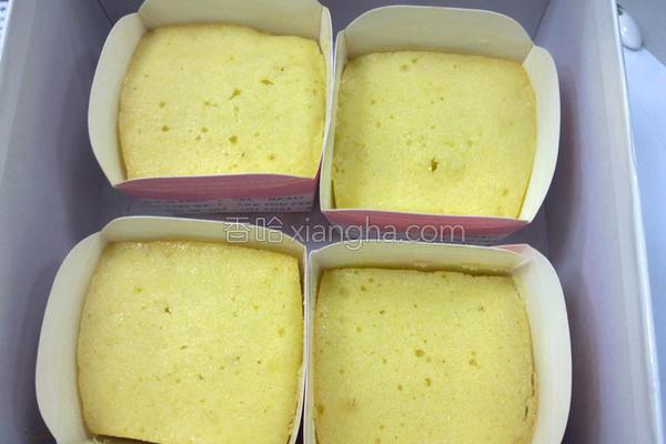 柠檬杯子蛋糕的做法