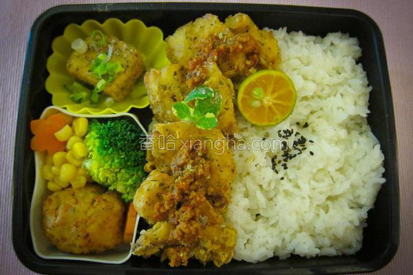 辣椒鱼卵炸鱼片的做法