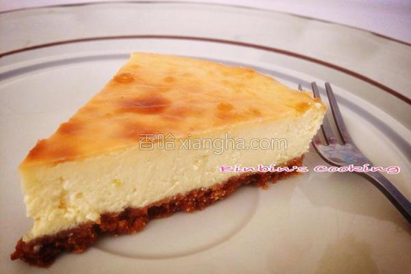 柠檬重乳酪蛋糕的做法