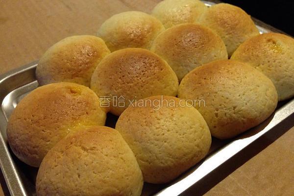 松饼乳酪包的做法