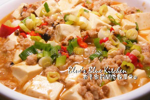 豉香豆瓣烩豆腐的做法