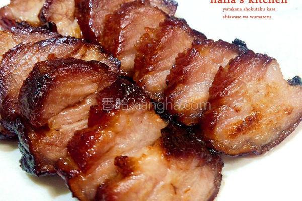 日式烧烤猪肉的做法