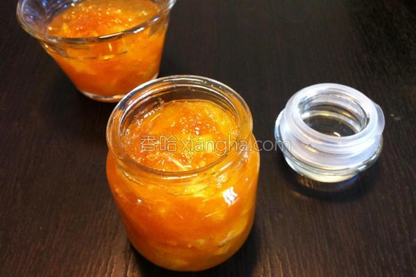 柳橙酱的做法