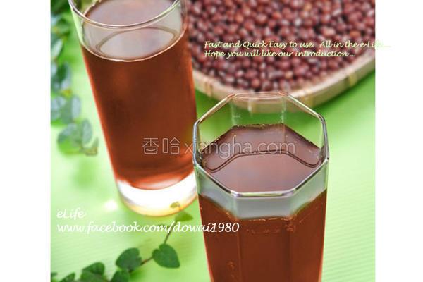 红豆水的做法