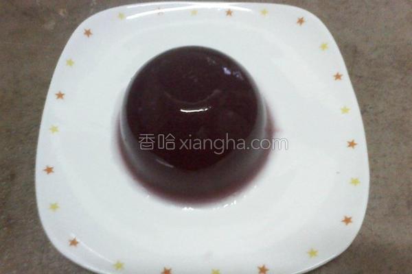 清凉葡萄的做法
