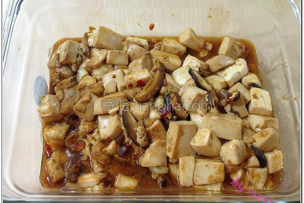 酱烧麻婆豆腐的做法