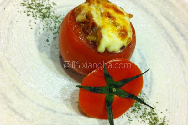 番茄炖饭的做法