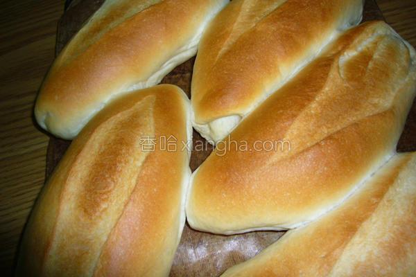 鲜奶乳酪面包的做法