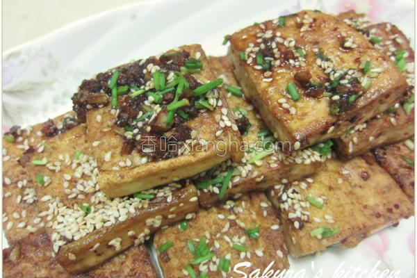 韩式烧豆腐的做法