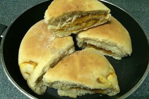 豆腐南瓜面包的做法