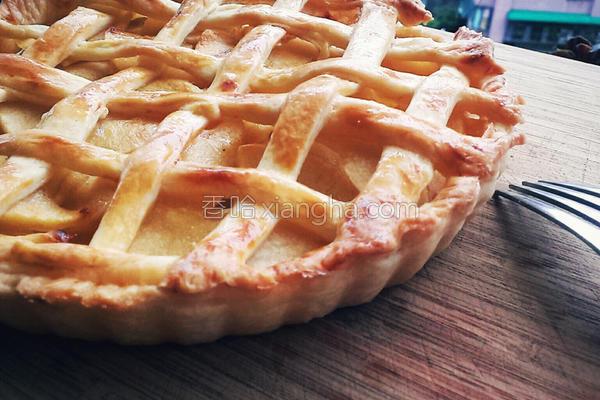 肉桂苹果派的做法