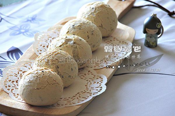 韩国面包的做法