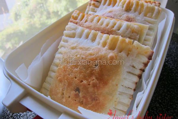 意大利面口袋饼的做法