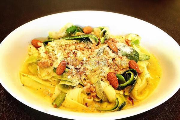 意大利栉瓜沙拉的做法