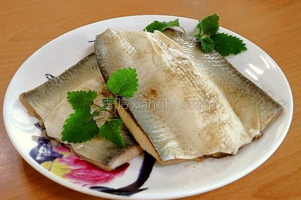不添油烤虱目鱼的做法