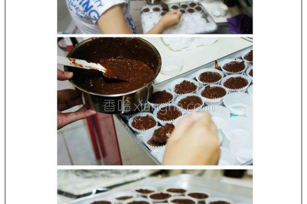 巧克力脆片的做法