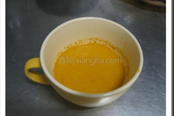 法式南瓜浓汤的做法