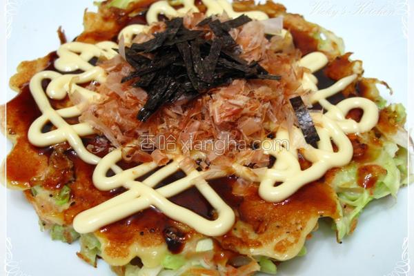 日式烧饼的做法