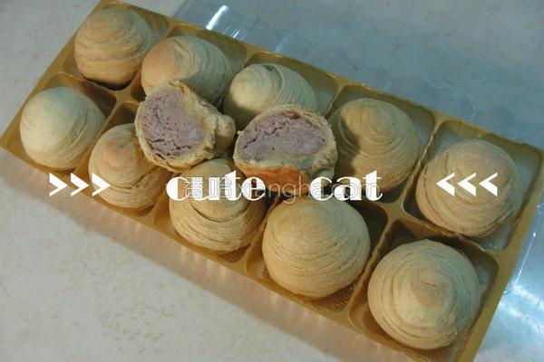 芋头酥饼的做法