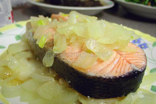 鲑鱼篇的做法
