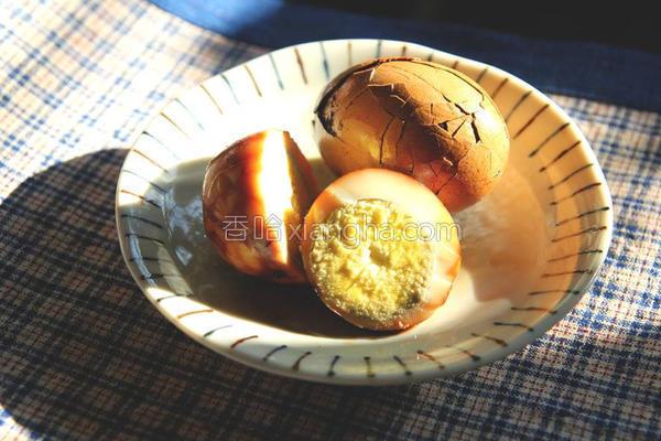 阿茱卤包茶叶蛋的做法