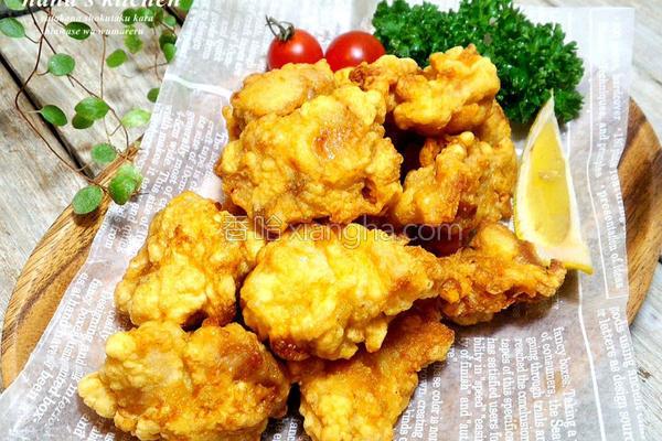 日式盐味炸鸡的做法