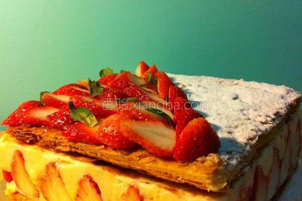 红莓千叶的做法