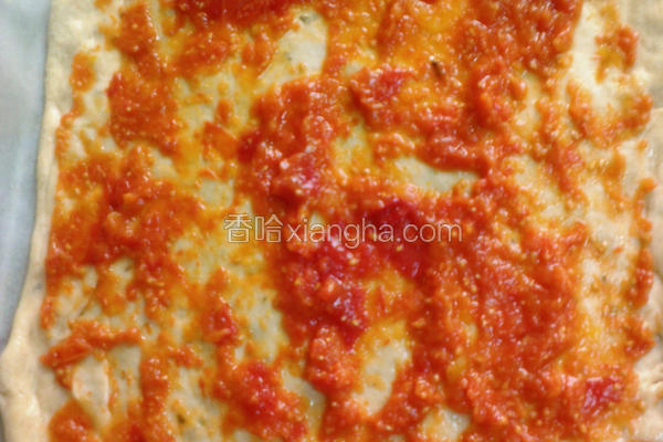 薄片披萨派皮