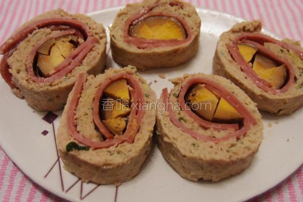 欢喜猪肉卷的做法