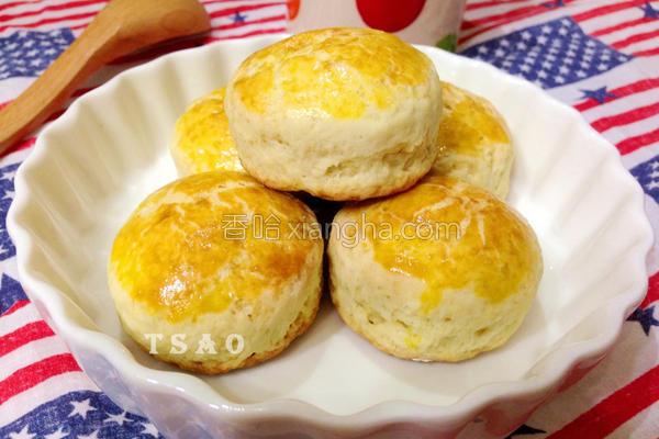 英式松饼的做法