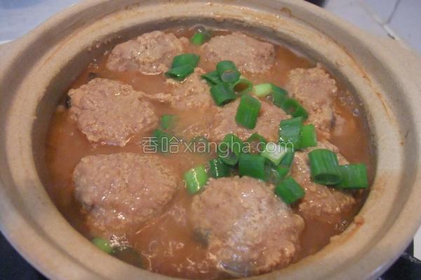 小雨食堂手工肉丸的做法
