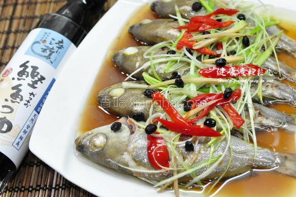 甘露之味粹酿鲣鱼的做法