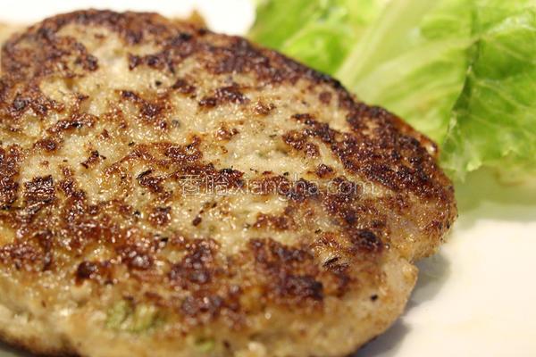 奶油爸日式汉堡排的做法