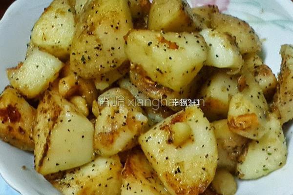 蒜香奶油马铃薯的做法