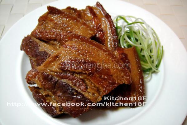 卤焢肉电锅的做法