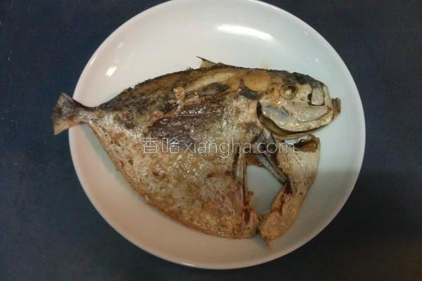 煎飞刀鱼的做法