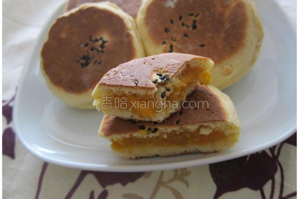 松饼粉作地瓜馅饼的做法