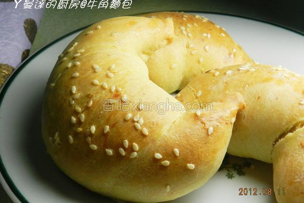 牛角面包的做法