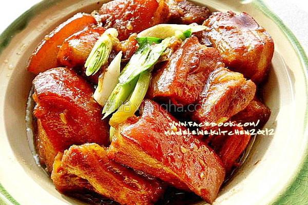 绍兴红烧肉的做法