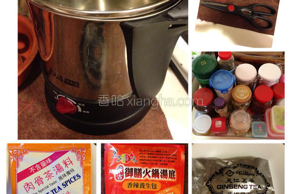 闷烧罐料理的做法