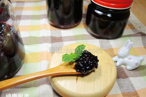 桑椹覆盆子果酱的做法