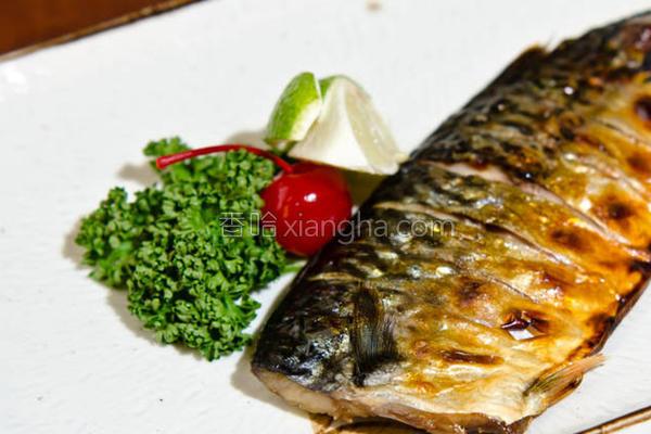 挪威薄盐鲭鱼的做法