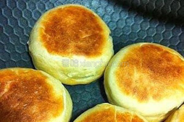 无烤箱面包的做法